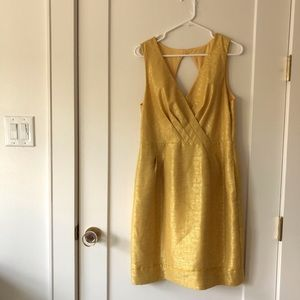 Dresses & Skirts - ‼️SUPER DEAL 10$‼️Gold dress
